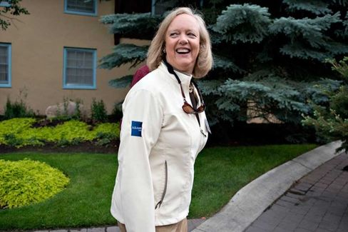 HP's Unearned Move to Make Meg Whitman Its Chairman