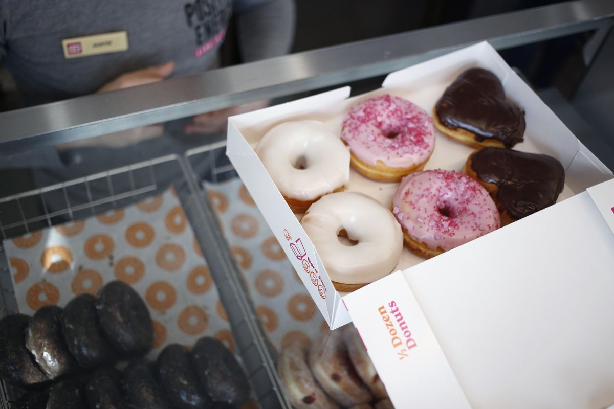 Dunkin' Brands Says It's in Talks to Be Acquired by Inspire