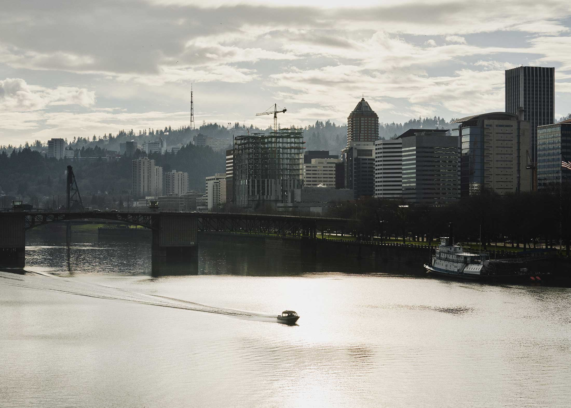 Portland's Land Rush for New 'Opportunity Zone' Tax Breaks