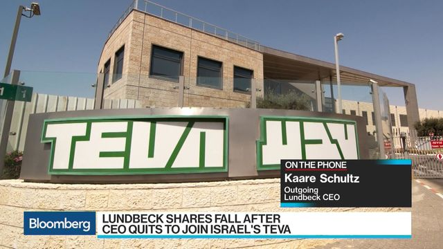 Teva's New CEO Brings His Past Turnaround Experience