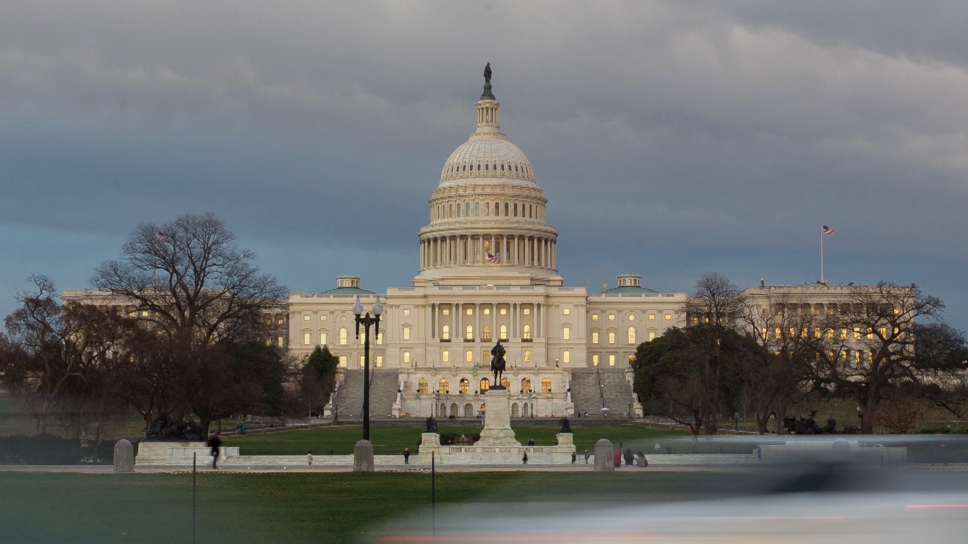 This Committee Is Trying to Keep U S  Government Open: QuickTake