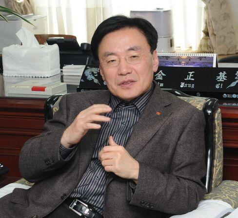 KTCU CEO Kim Junggi