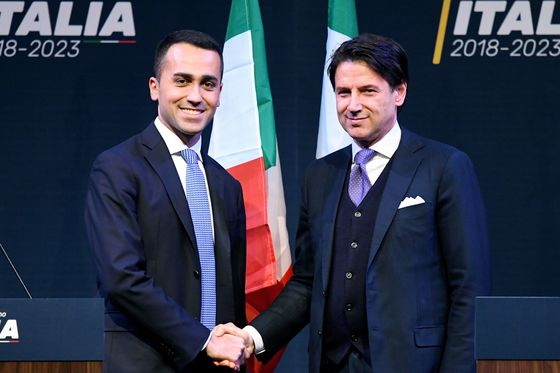 No Experience Is No Drawback for Top Italy Premier Candidate