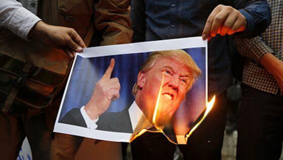Trump Brings Old U.S. Enemies in From Cold