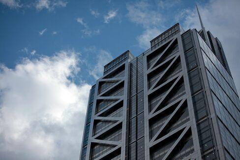 The Heron Tower