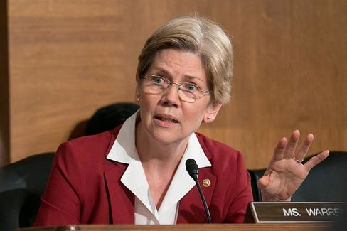 Why Big Banks Are Right to Fear Elizabeth Warren