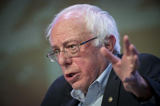 Bernie Sanders, Elizabeth WarrenPress Amazon About 'Illegal' Anti-Labor Push