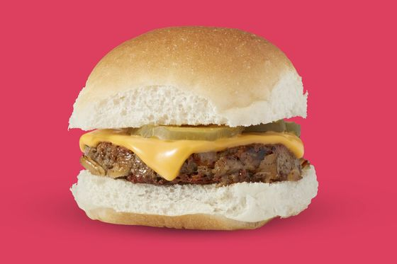 White Castle Goes Big With the Impossible Slider