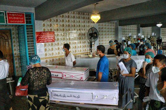 Super-Spreader Risk Forces World to Work With Myanmar's Regime
