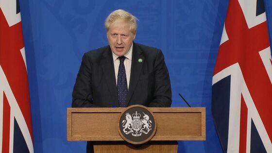 Johnson Looks to Head Off Rebellion Over $17 Billion Tax Hike