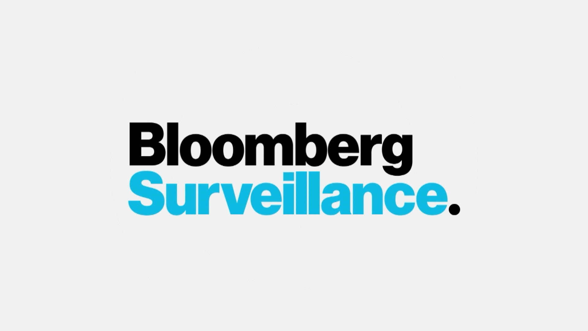 'Bloomberg Surveillance' Full Show (09/18/2020)