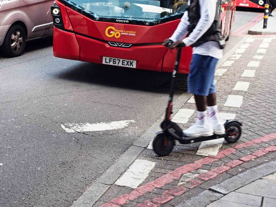 U.K. Fast-Tracks New Road Laws to Get Scooters on London Streets