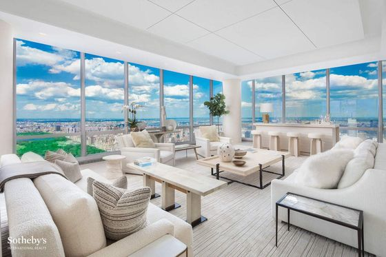 NYC's Top 10 Apartment Sales Fetched Half a Billion Dollars in 2018