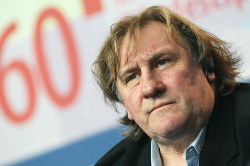 Depardieu Will Give Up French Citizenship Over Taxes