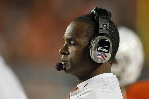 University of Miami Football Coach Randy Shannon Fired