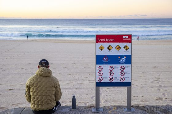 Sydney in Two-Week Lockdown as Delta Variant Infections Rise