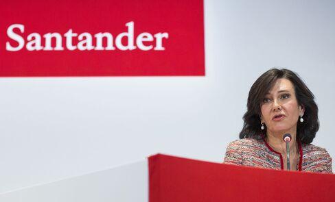 Santander Chairman Ana Botin