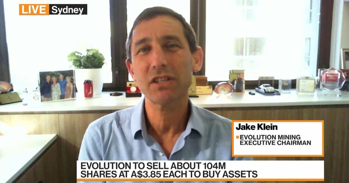 bloomberg.com - Evolution Mining's Klein on Northern Star Deal