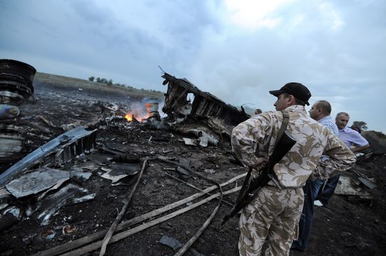 Russia Faces UN Criticism Over Role in Downing of Malaysian Jet