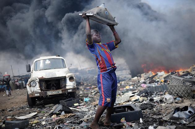 Sending Recycling Overseas