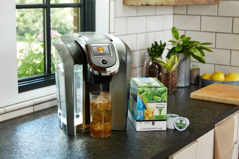 Coke's Honest Tea Goes First Into Keurig Lineup