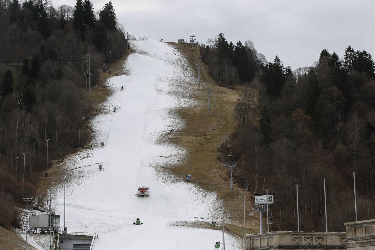 Climate Change Is Killing Alpine Skiing as We Know It