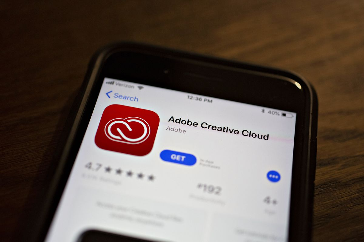 Adobe Projects Slower Sales Growth for Marketing Products