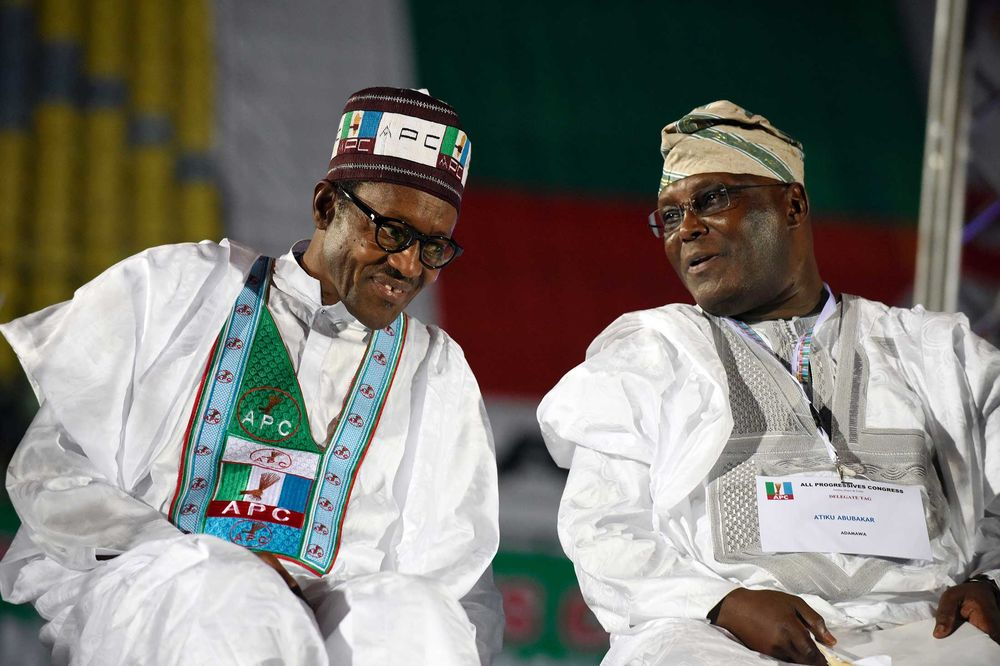 Image result for Nigeria's Brutal Decision: Former Dictator or Alleged Kleptocrat