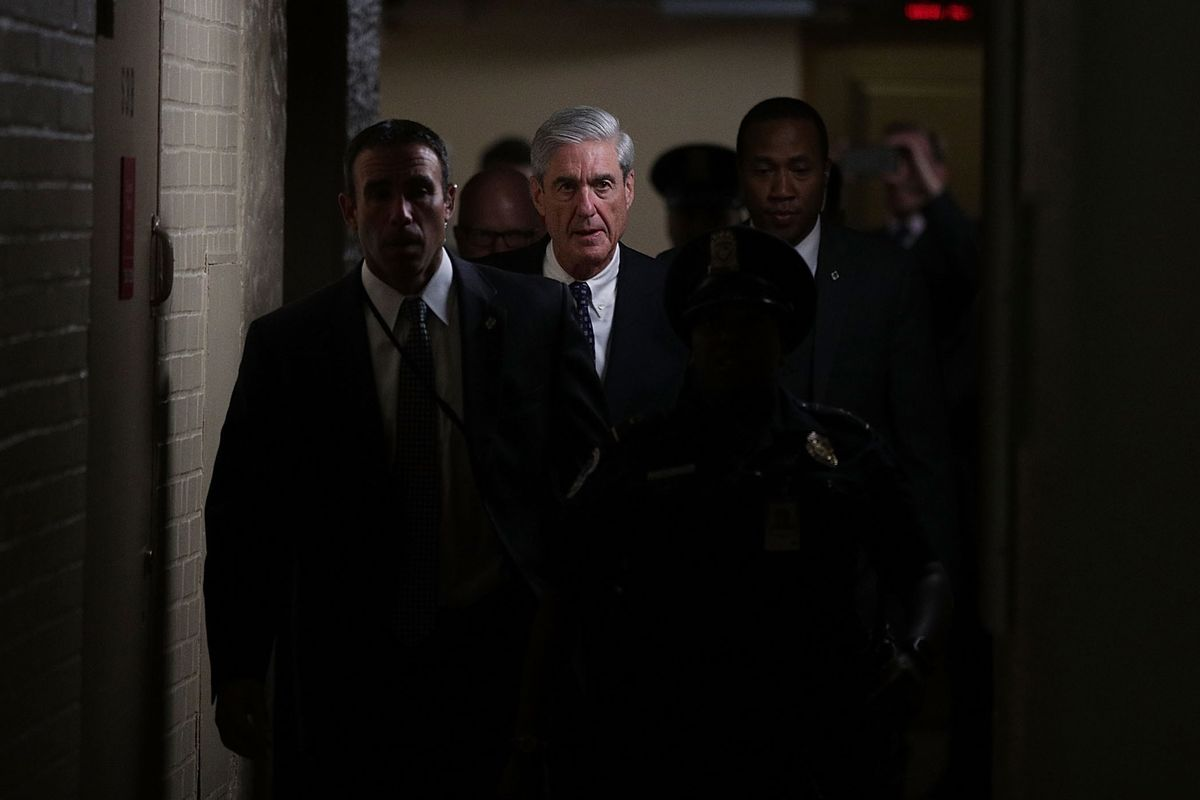 Trump Defiant Despite Mueller's Warning Shot on...