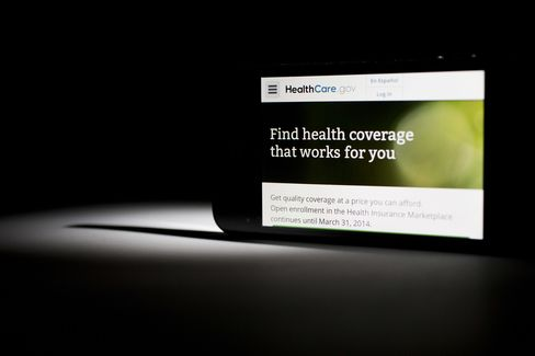 Healthcare.gov Mobile Site