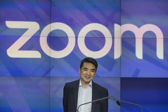 Zoom Founder Is $2 Billion Richer as Sales Point to Growth