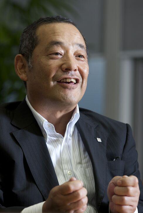 Sapporo Holdings Ltd. President Tsutomu Kamijo
