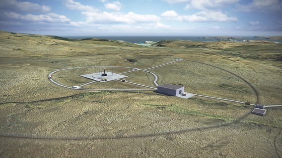 The British Are Building a Spaceport