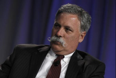 News Corp. COO Chase Carey