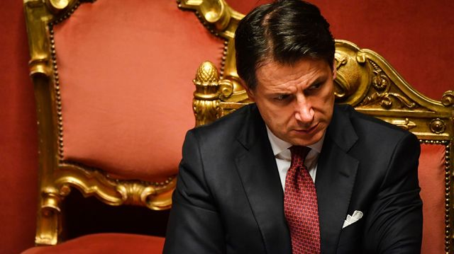 Italy's Conte Faces Senate Showdown After Win in Lower House