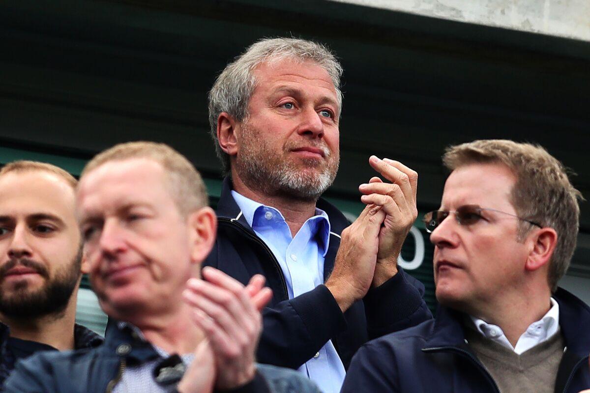 Roman Abramovich and Britains...