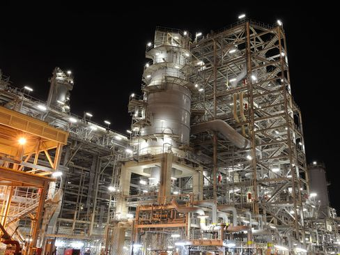 Shell operations in Qatar.
