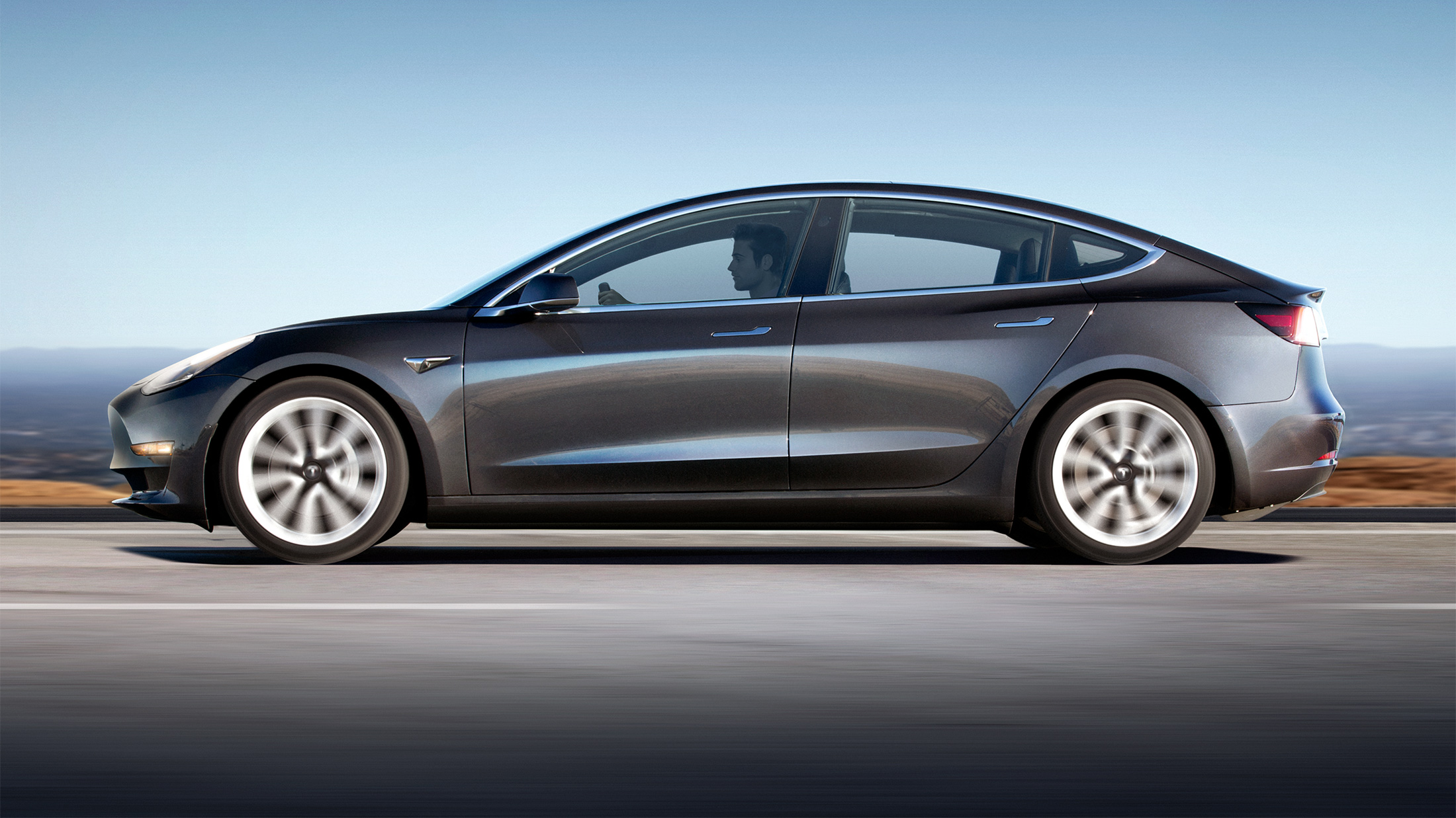 model 3 support - Magazine cover