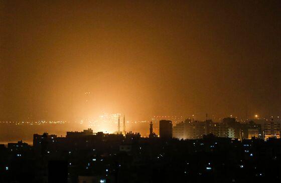 Gaza-Israel Tension Defused as Vote Nears, Israel TV Reports