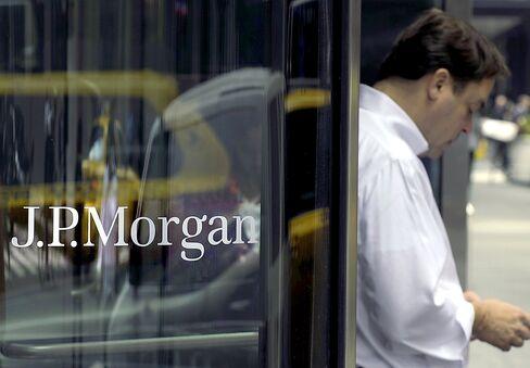 JPMorgan Grabs No. 1 Underwriter Spot Spurred by Debt Refinance