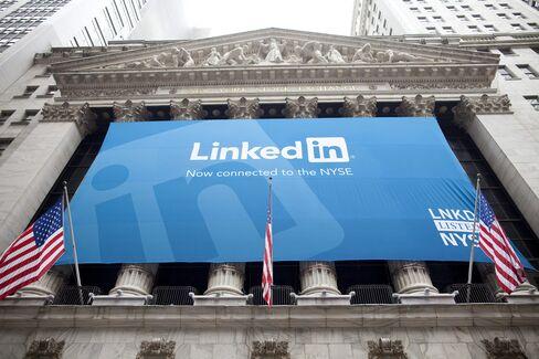 LinkedIn Jumps After JPMorgan, UBS Predict Further Stock Gai