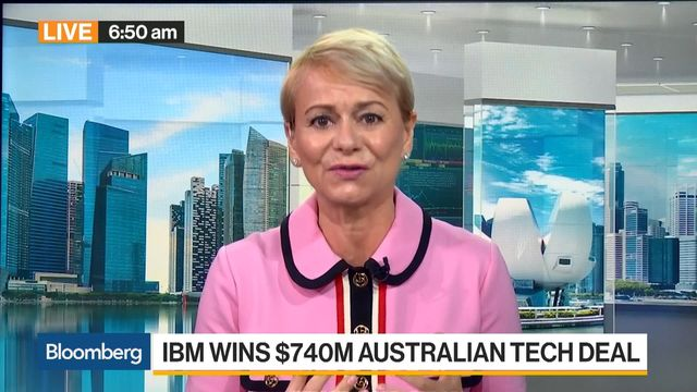 IBM Lands $740 Million Deal to Supply Data Security to Australia
