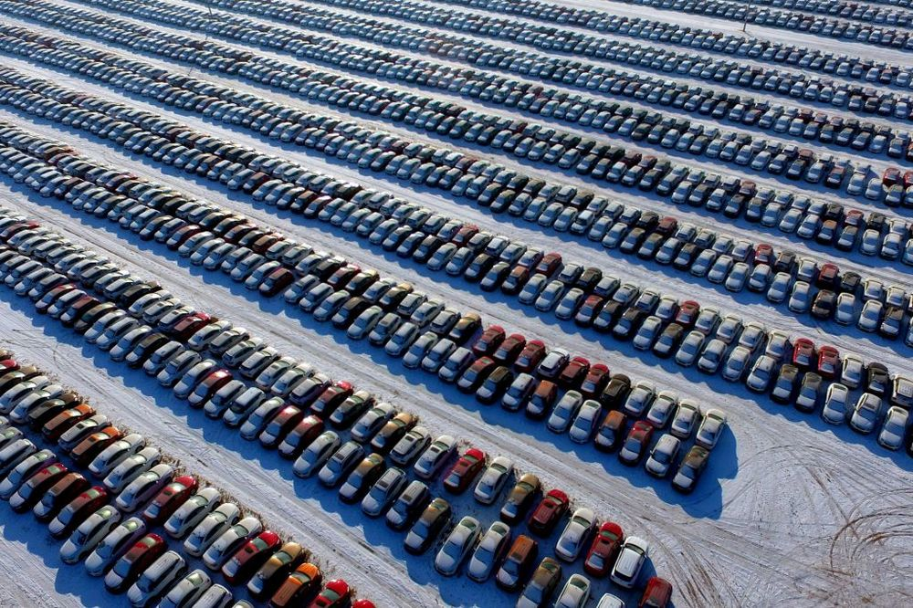 China Is Set to Conquer Global Used-Car Export Market