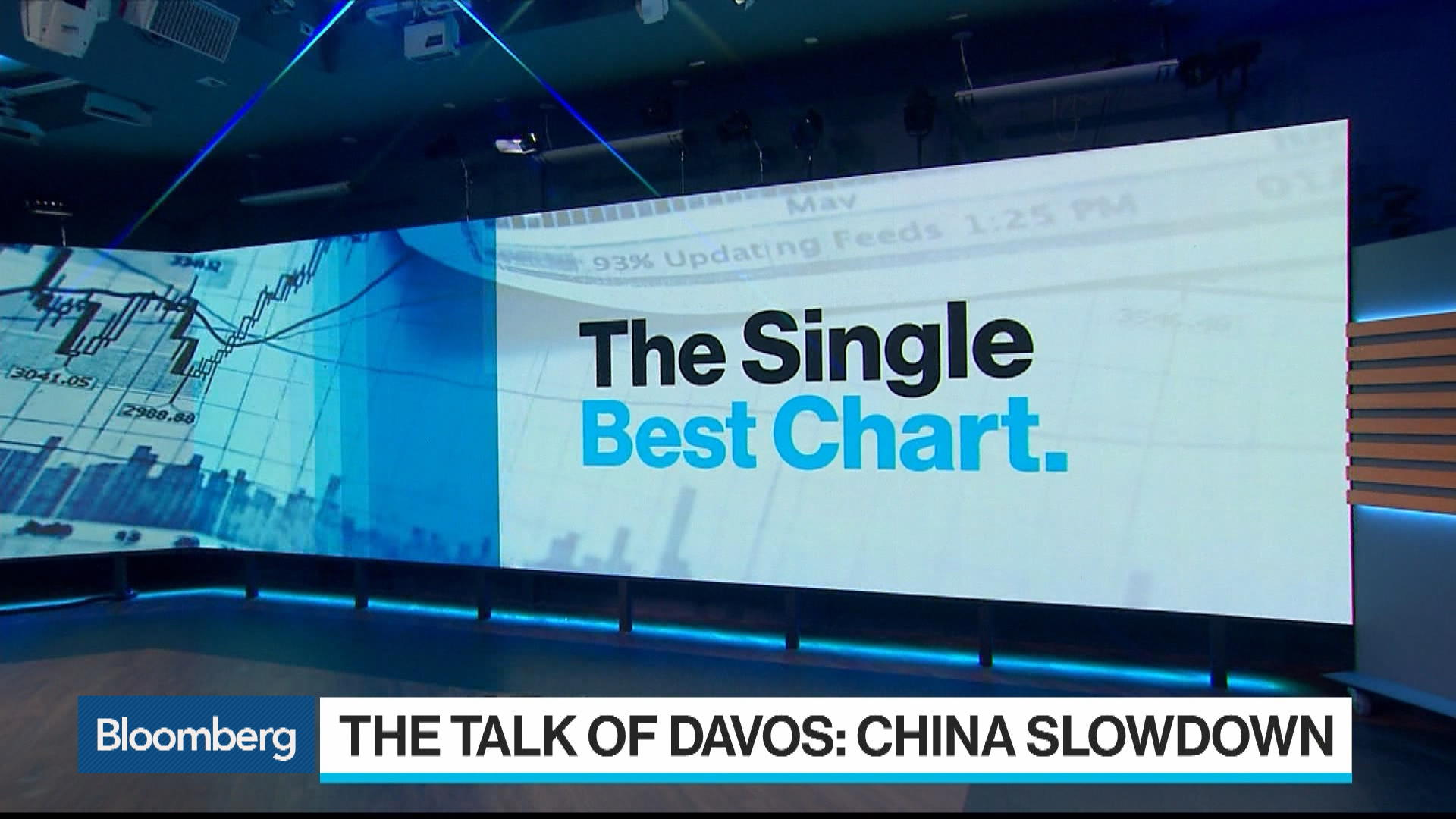 China's Slowdown Becomes the Talk of Davos