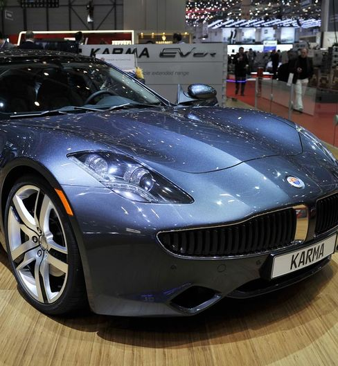 Fisker Plug-In Automaker Draws Investors Despite Glitches: Cars