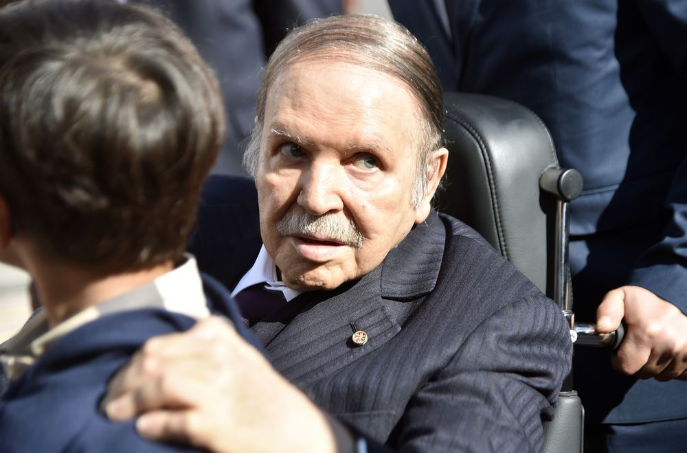 Algeria's Ruling Party Hedges Bets and Backs Protesters