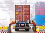 China's Foreign Trade Up 9.7% In 2018