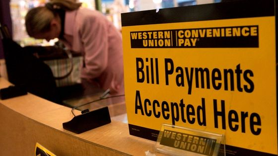 Western Union to Test Debit, Credit Card Offerings in Bank Push
