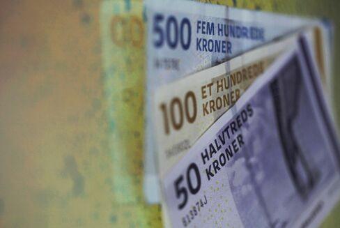 Danish Kroner As Allure Lost on Denmark's Bond Sales