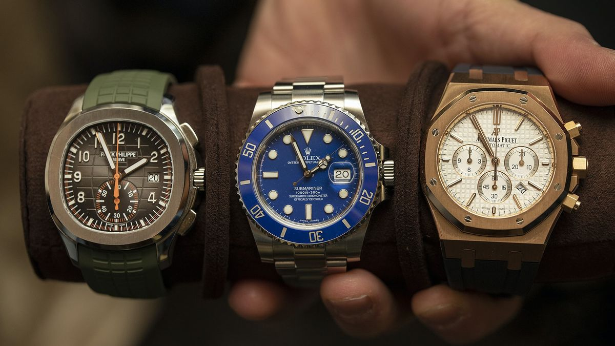 I Can't Afford Any of These Watches. And That's Just Fine